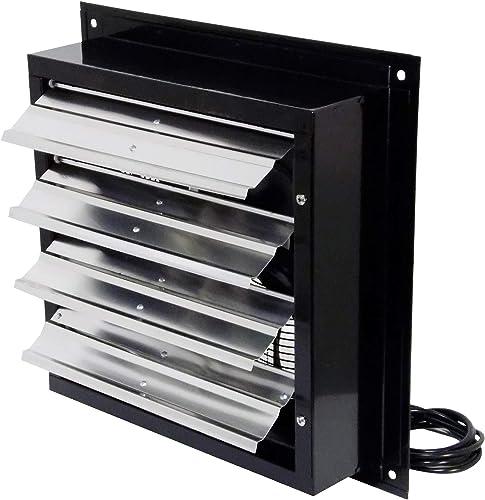 Canarm Exhaust Shutter Fan – 20in. Dia. 2900 3300 CFM, 1 4 HP, Model Number XFS20