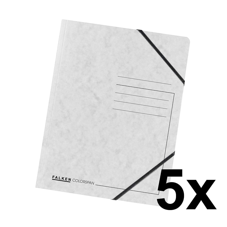 Falken Colorspan, cartelle premium con elastico colori assortiti 11286911