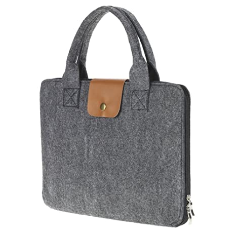 Amazon.com  Felt Laptop Sleeve for Dell XPS Precision 15.6 Inch ... 218587a639ac