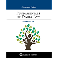 Fundamentals of Family Law (Aspen Paralegal Series)