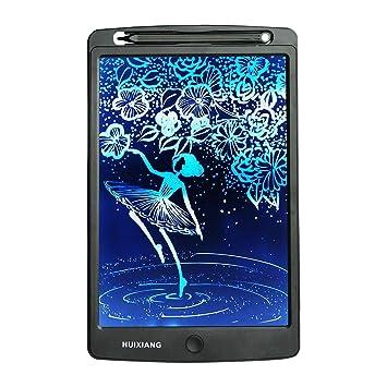 Tablets de Escritura LCD a Color Tablero de Dibujo eWriter 10 Pulgada Gráfica Pizarra Magica de Memo Pad Electrónico Escritura Digital Regalos para ...