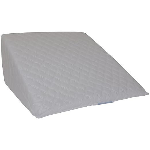 Almohada cuña multiusos de espuma, de clicktostyle, para comodidad, alivio del dolor, soporte de espalda, de alta calidad