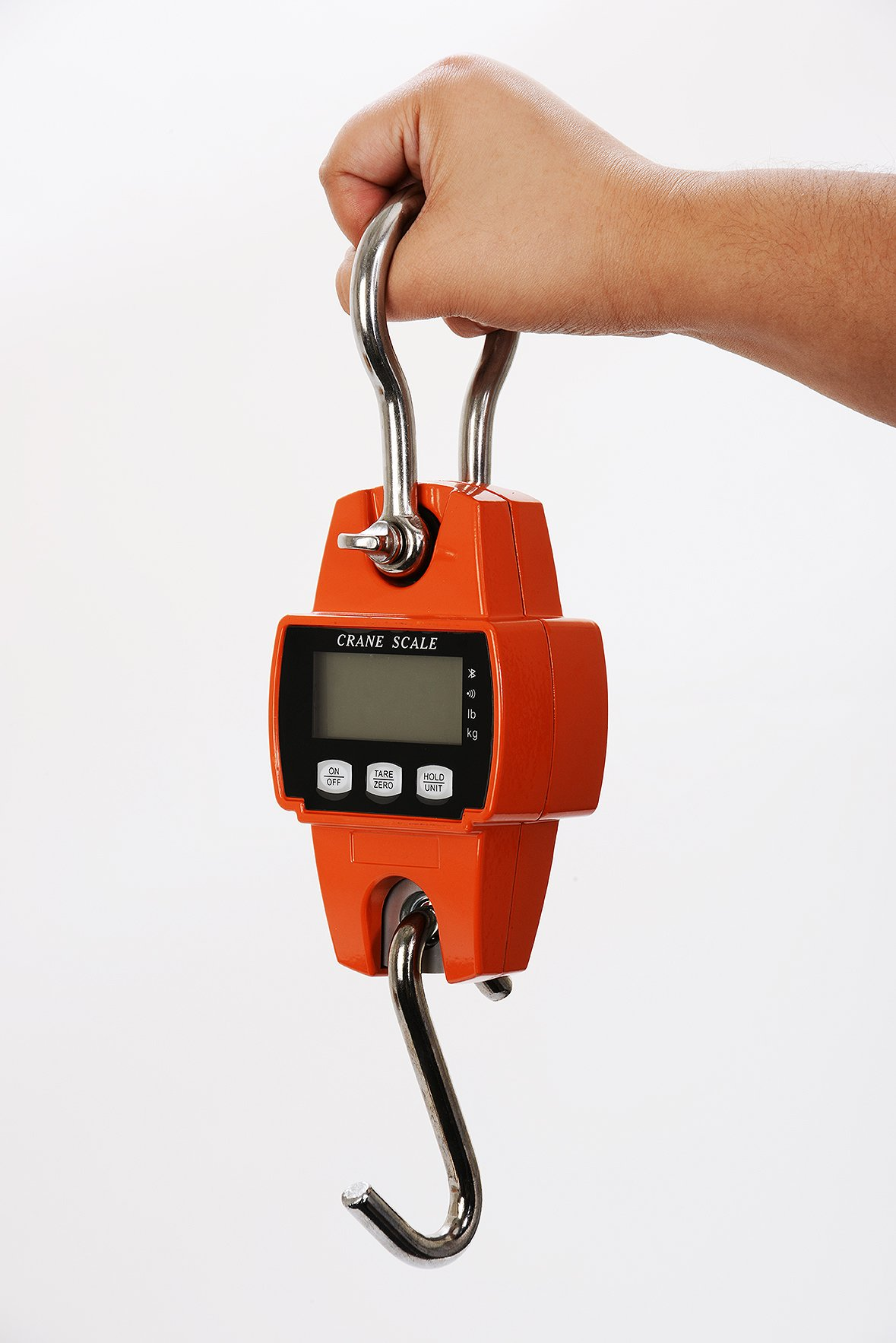 Portable Industrial Grade Crane Scale / Hanging Scale / Fishing Scale (300x0.05lb)