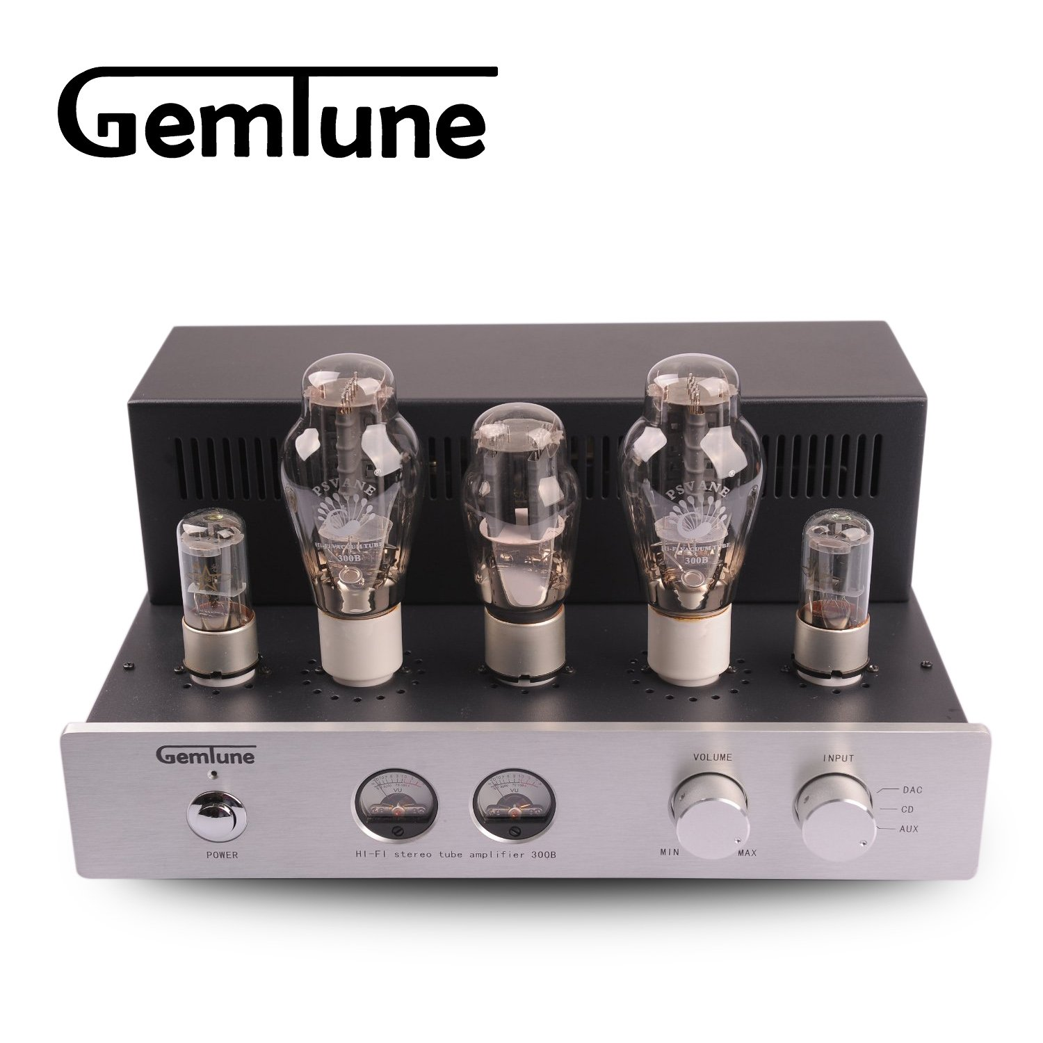 Amazon com: GemTune GP-01 Hi-end Vaccum Tube Amplifier with