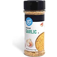 Amazon Brand - Happy Belly Garlic, Minced, 3.9 Ounces