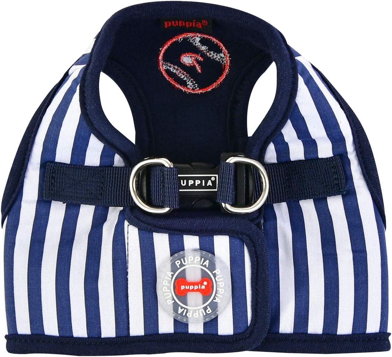 Puppia Sport Harness B L Navy