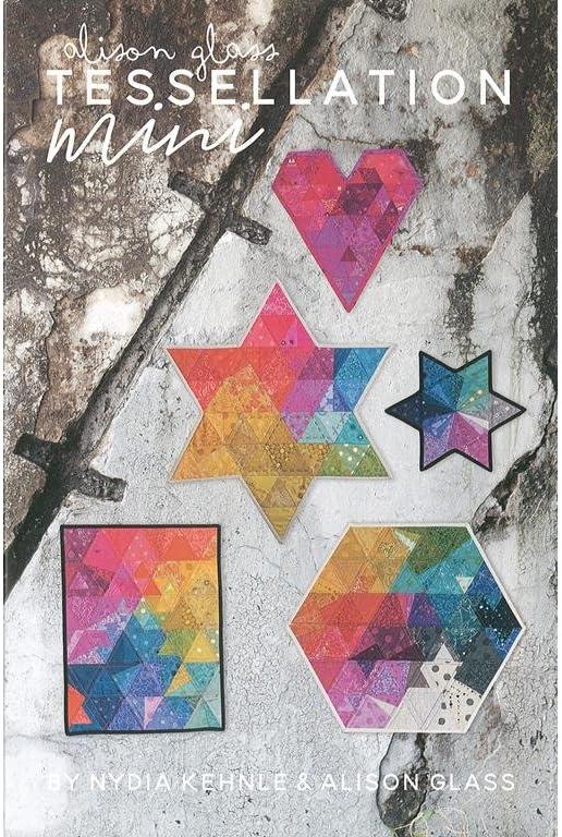 Alison Glass Design Tessellation Mini Ptrn AG.134