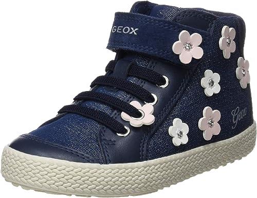 Geox J Kilwi Girl B Sneakers Basses Femme