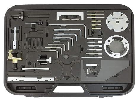 Kraftwerk 503003001 Juego de calado distribución Ford/VW/Seat/Maz/Vol