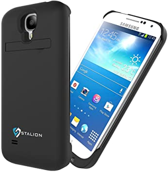 the best attitude 28dbf 9c480 Galaxy S4 Battery Case : Stalion® Stamina: Amazon.in: Electronics