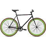 700c Se Bikes Draft Fixie Singlespeed Fixed Gear Bike für Damen ca 155 - 175 cm