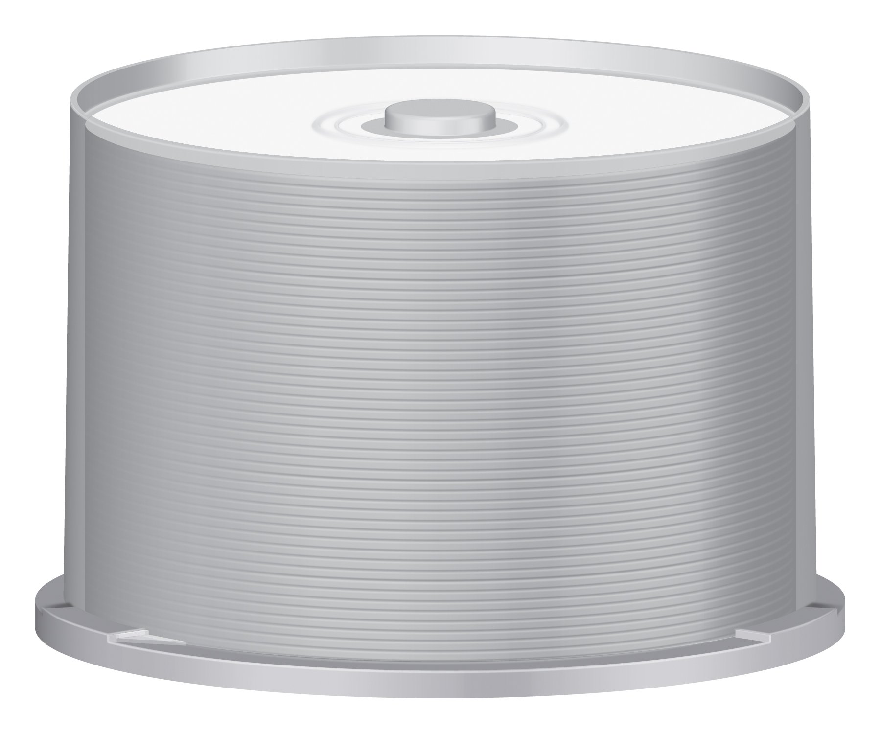 Sony 50BNR25AP6 25 GB Blu-Ray Disc Recordable (6x) Spindle - Printable - 50 Pack