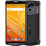 """Ulefone Power 5 Big Battery 4G Mobile,13000mAh,6.0"""" FHD MT6763 Octa Core 64-bit 2.0GHz CPU,Android 8.1 6GB RAM 64GB ROM Mobile,Dual SIM,Unlocked Mobile Phone (2018 New)"""