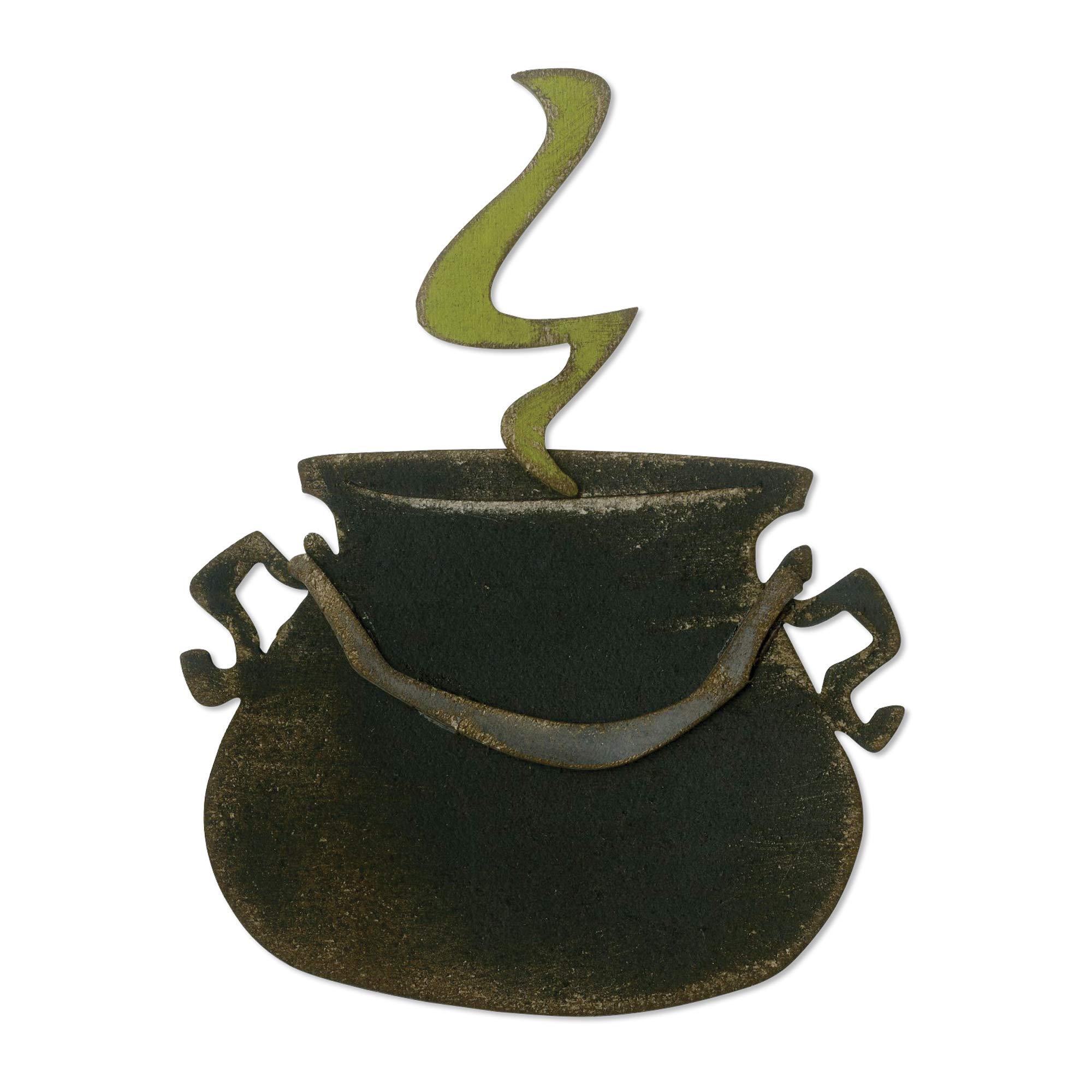 Sizzix 664214 Cauldron by Tim Holtz Dies, us:one Size, Multicolor