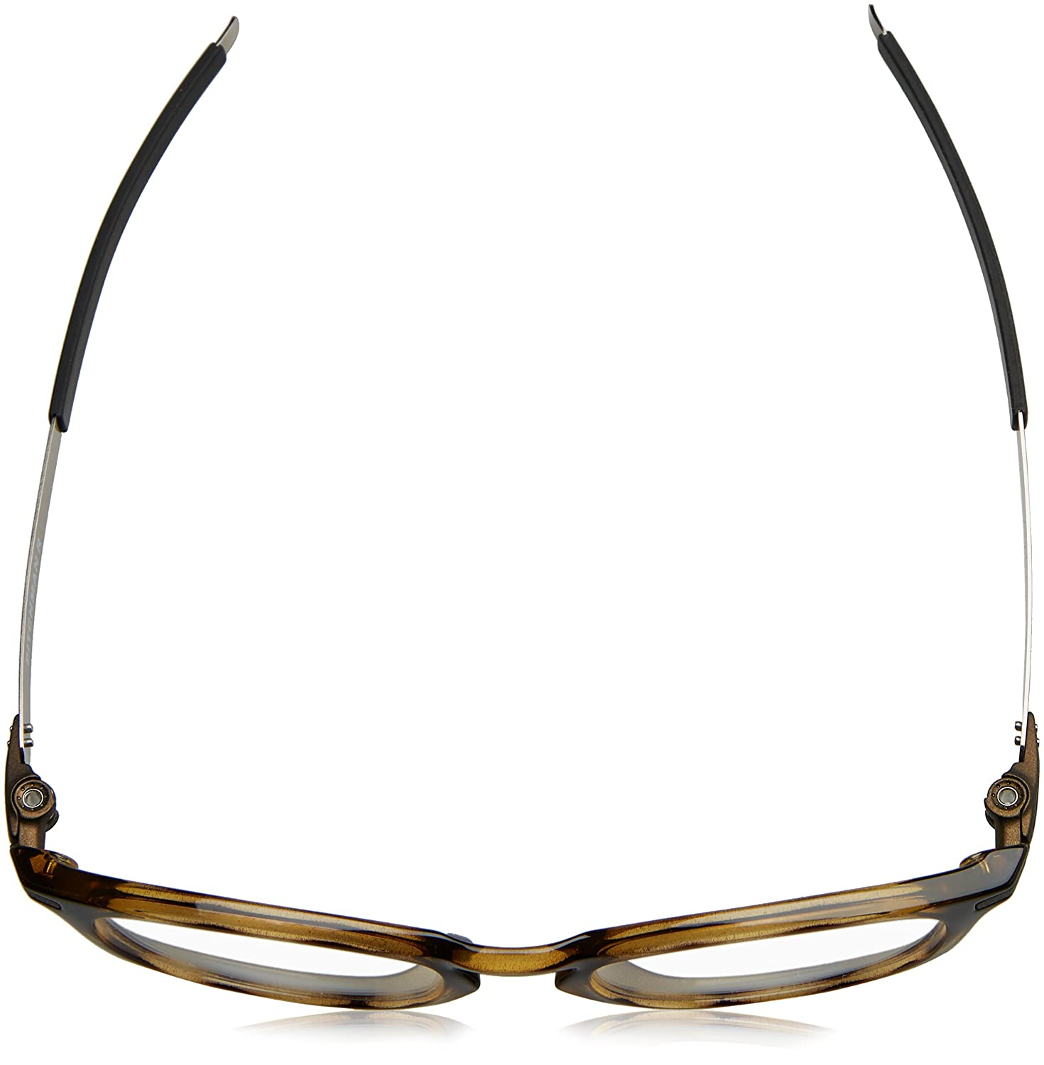 9301162cc1 Amazon.com  Oakley Designer Eyeglasses Pitchman R OX8105-0350 in  Brown-Tortoise 50mm DEMO LENS  Clothing