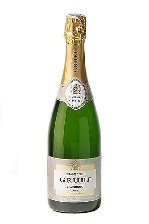 Champagne gruet millesime 2010