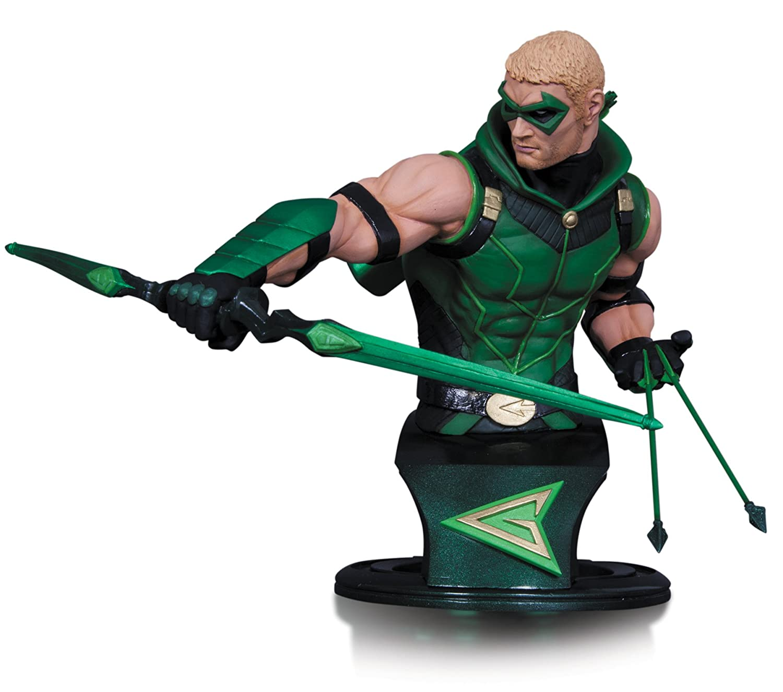 DC Comics Super Heroes Green Arrow Bust