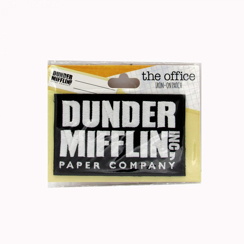 The Office Dunder Mifflin Patch
