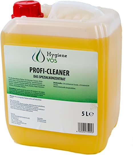 Hygiene Vos limpiador profesional 5 litros: Amazon.es: Electrónica