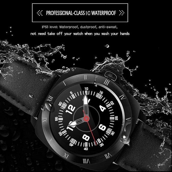 Reloj Inteligente smartwatch con Monitorización del sueño,contador ...