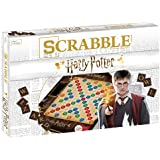 Scrabble World of Harry Potter Board Game | Official Scrabble Game Featuring Wizarding World Twist | Custom Harry Potter…