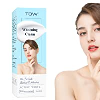 Whitening Cream Effective Body Cream for Armpit, Knees, and Private Areas, Nourishes Repairs Skins (1 Fl Oz)