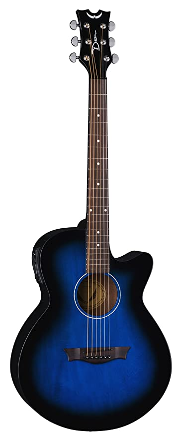 Dean Guitars AX PE BB Performer Cutaway, guitarra eléctrica ...