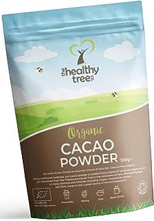 Cacao crudo Ecológico en Polvo 1kg | Organic Raw Cacao Powder | 100 ...