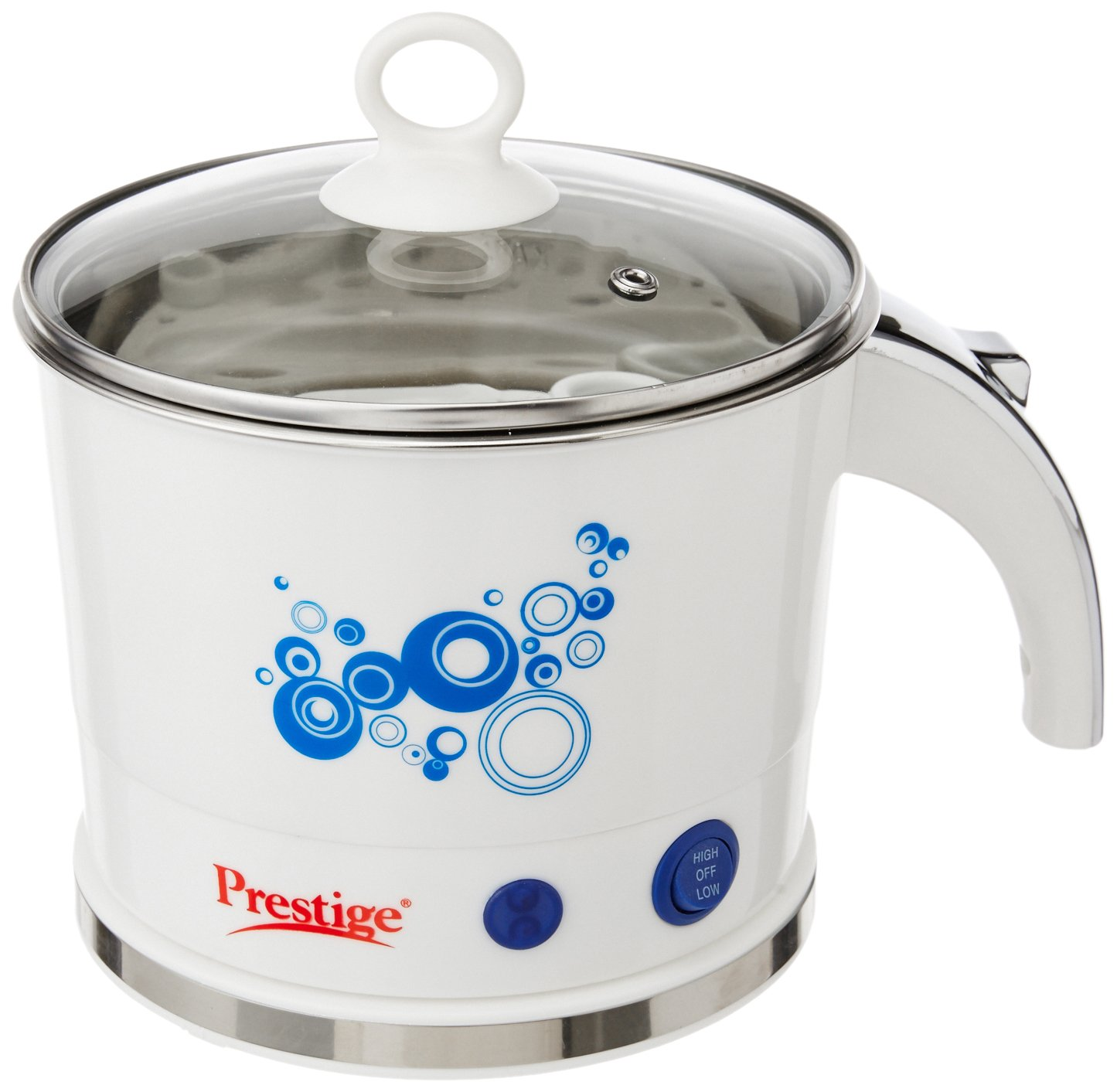 Prestige PMC 20 Multi Cooker with concealed base