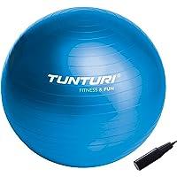 Tunturi 14TUSFU235 Gym Ball - Palla Da Ginnastica - Blu - Unisex – Adulto, Blue