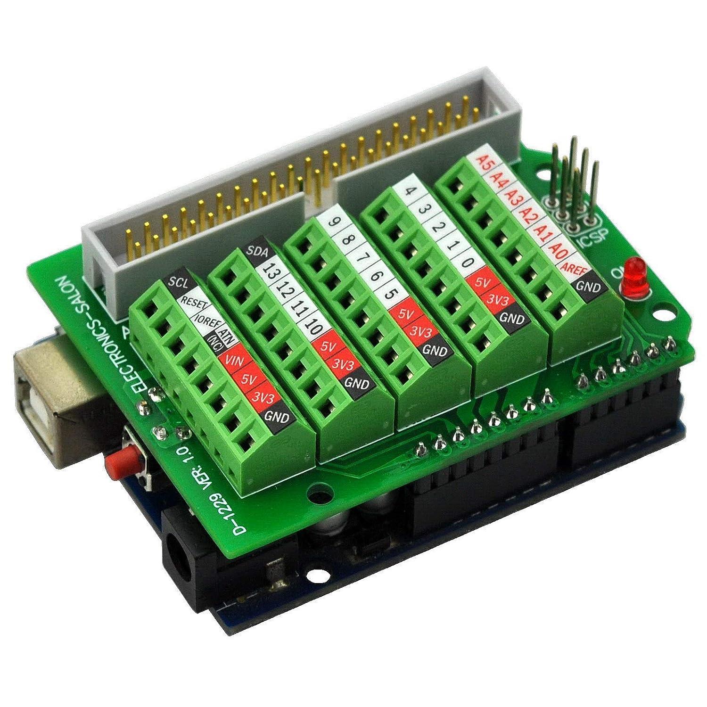 relays coils ARDUINO screw terminal PM12.1 ULN2003 module for DC motors