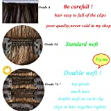 """s-noilite 10""""-22"""" Thick Double Weft 130-160g"""