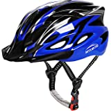 MTUBTB Adult Bike Helmet, Specially Used for Men and Women Safety Protection Bike Helmet,with Detachable Sun Visor and Adjust