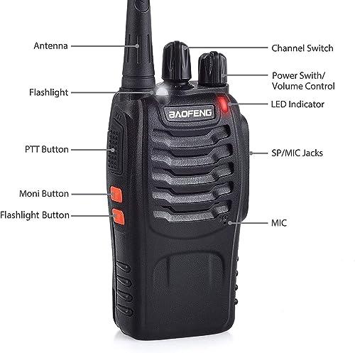 BaoFeng BF-888S 2 Way Radio