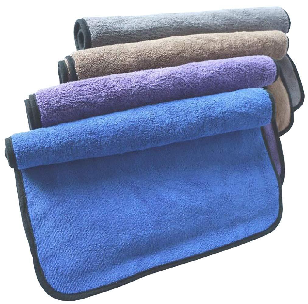 Mysure MJ006C Microfiber Polishing Cleaning Car Wash Towel Household Cleaning, Dusting, Washing & Wiping 15.8'X15.8' 12 Packs Washing & Wiping 15.8X15.8 12 Packs