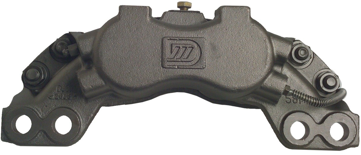 Cardone 18-8042 Remanufactured Domestic Friction Ready (Unloaded) Brake Caliper by A1 Cardone
