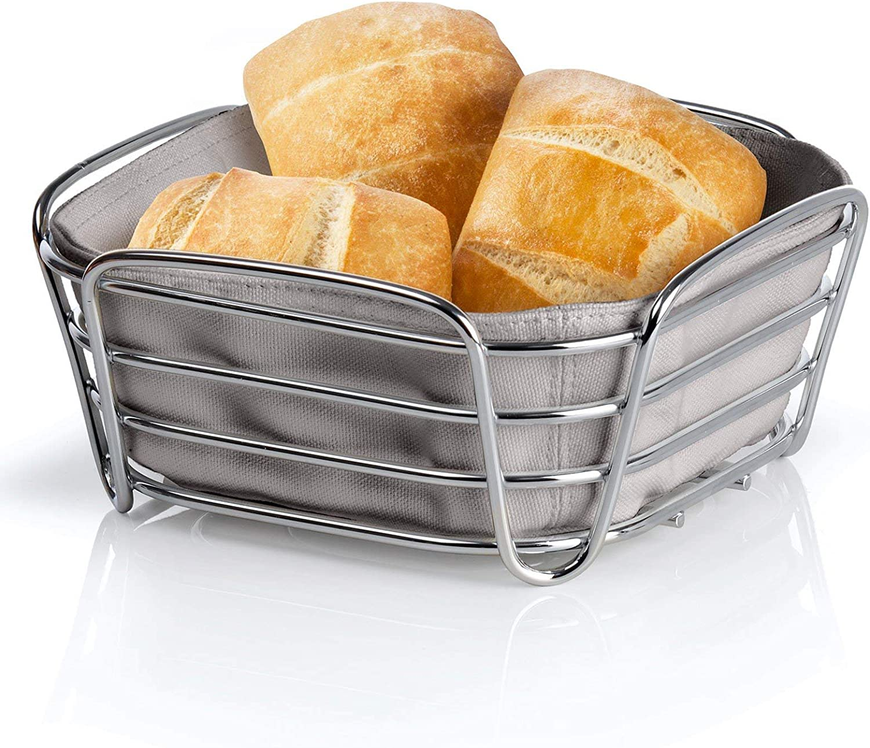 Black Blomus Small Bread Basket