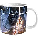 Vandor Star Wars 40th Anniversary 20 Ounce Heat Reactive Mug (55680)