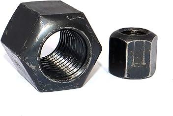 Sechskantmuttern M14x1,5 Feingewinde DIN 934 St/ückzahl 1 Edelstahl A2 Form B Festigkeit 70 Schraubenmutter Gewindemuffen Gewindemuttern