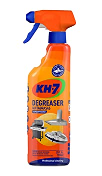 KH-7 Concentrated Degreaser Professional-Grade Grill Cleaner