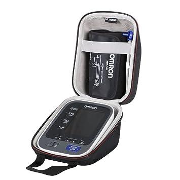 LTGEM EVA Hard Caso Viajar Proceso de Llevar Bolso para Omron 10 Serie Wireless Upper Brazo Tensiómetro (BP786/BP785N/BP791IT): Amazon.es: Electrónica