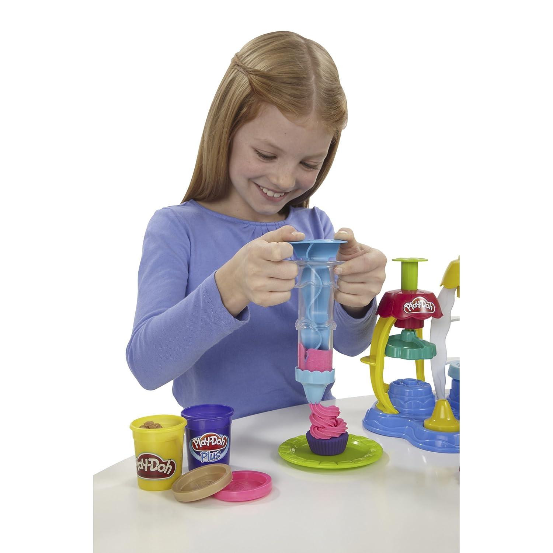 Amazon Play Doh Sweet Shoppe Frosting Fun Bakery Playset