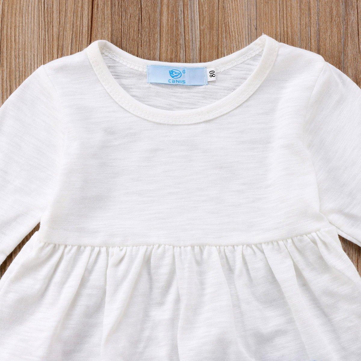 ba9ff1198849 3pcs Baby Girls Kids Off Shoulder Lotus Leaf Top Holes Denim Jeans Headband  Outfits Set larger image