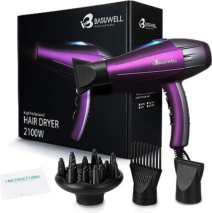 Powerful 2100W Ionic Ceramic Hair Dryer