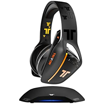 Mad Catz - Auriculares Tritton Ark 300 Wireless 7.1 (PS4)