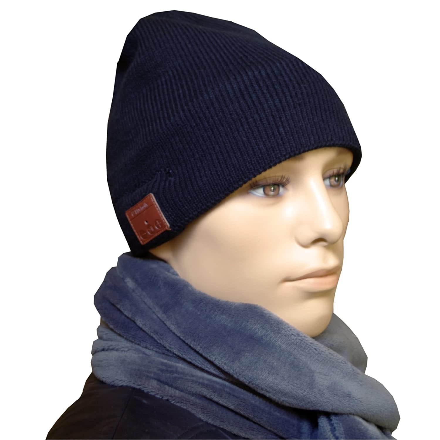 Music Beanie Bluetooth Stereo Wollmütze Mobile iphone, Hello Gloves