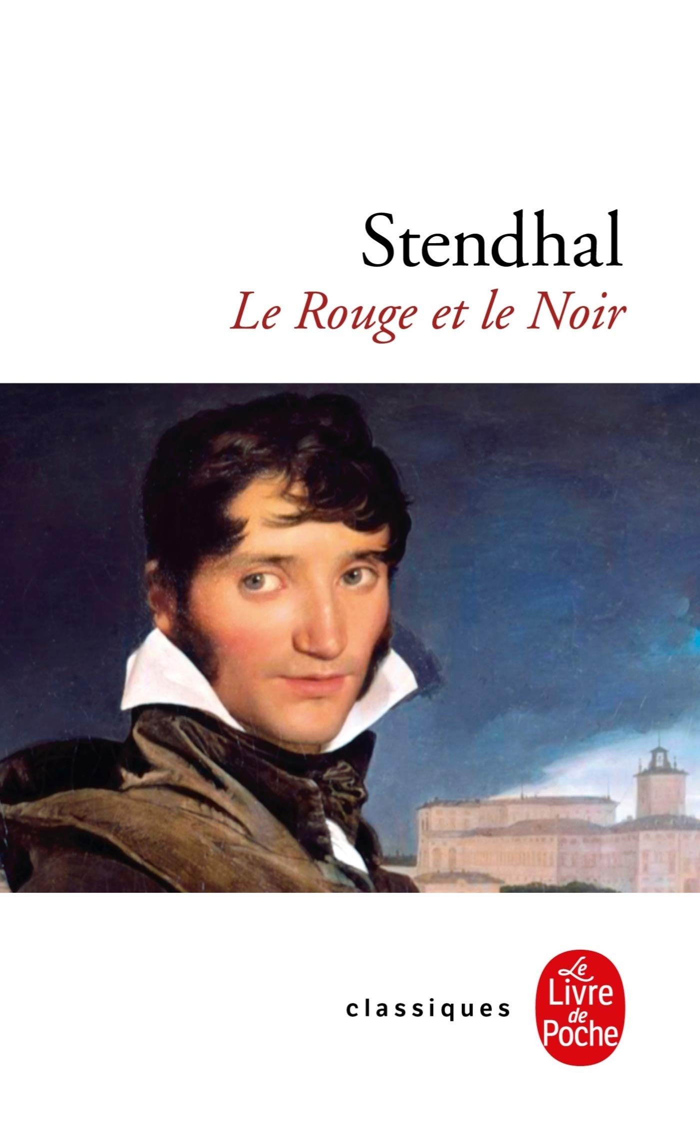Le Rouge Et Le Noir Stendhal 9782253006206 Amazon Com Books
