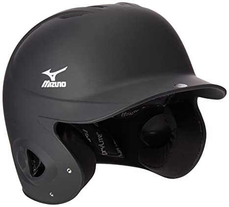 Amazon.com   Mizuno MBH200 MVP G2 Fitted Batter s Helmet   Baseball ... 6f88889e33