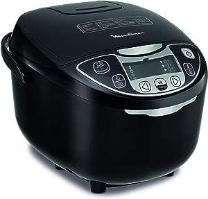 Robot de Cocina Multicooker Moulinex MK7088 (Reacondicionado): Amazon.es: Hogar