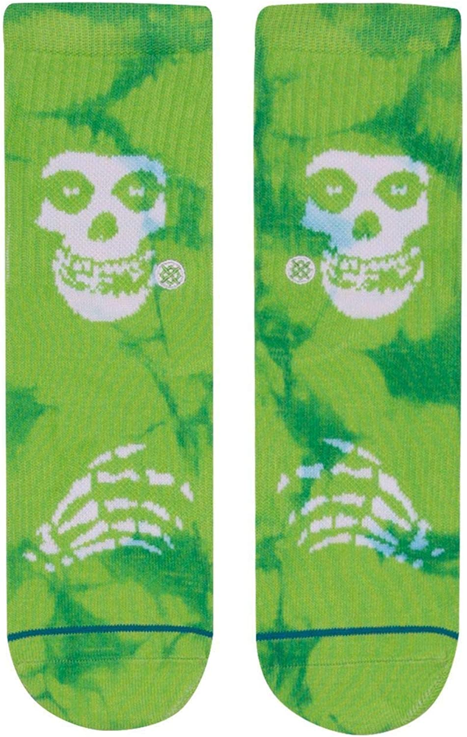 Stance Socks Misfits Boys Socks with Athletic Ribbed Elastic Arch Support Seamless Toe Closure Reinforced Heel and Toe